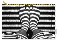 Stripe Socks? Carry-all Pouch