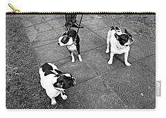Stylish Carry-all Pouch by Leanna Lomanski