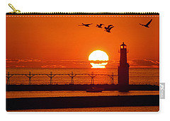 Summer Escape Carry-all Pouch by Bill Pevlor