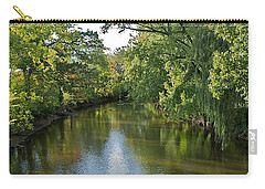 Carry-all Pouch featuring the photograph Summer Light by Joseph Yarbrough
