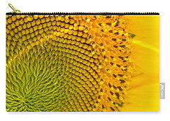 Sunflower Study 1 Carry-all Pouch