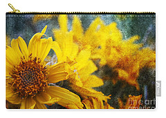 Sunflowers Carry-all Pouch by Alyce Taylor