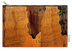 Sunrise At Bryce  Carry-all Pouch by Vicki Pelham