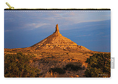 Sunrise At Chimney Rock Carry-all Pouch