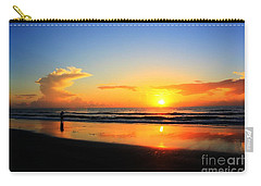 Sunrise Couple Carry-all Pouch by Dan Stone