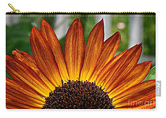 Sunrise Floral Carry-all Pouch