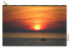 Sunrise Over Gyeng-po Sea Carry-all Pouch by Kume Bryant