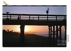 Sunrise Pier Ventura Carry-all Pouch