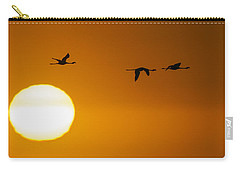 Sunset 3 Carry-all Pouch