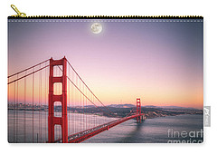 Sunset In San Francisco Carry-all Pouch