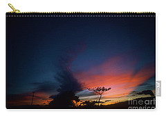 Sunset Leeward Oahu Carry-all Pouch