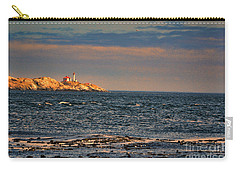 Sunset Over British Columbia Carry-all Pouch