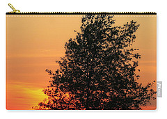 Sunset Square Carry-all Pouch by Angela Rath