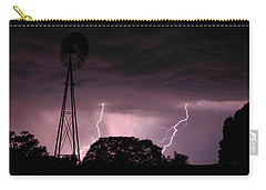Super Storm Carry-all Pouch by Linda Unger