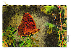 Sweet Afternoon Breeze Carry-all Pouch by Vicki Pelham