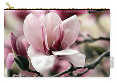 Sweet Magnolia Carry-all Pouch