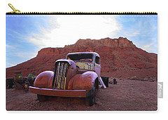 Carry-all Pouch featuring the photograph Sweet Ride by Susan Rovira