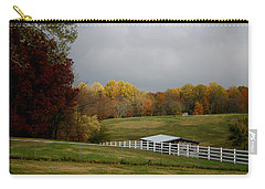 Carry-all Pouch featuring the photograph Take A Deep Breath by EricaMaxine  Price