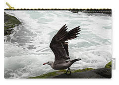 Taking Off Carry-all Pouch by Karen Harrison