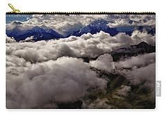 Ten Thousand Feet Over Denali Carry-all Pouch