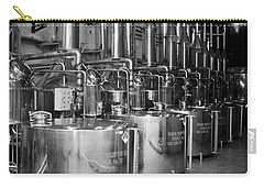 Tequilera S.s. Distillation Tanks Carry-all Pouch by Lynn Palmer