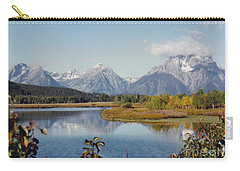Tetons Reflection Carry-all Pouch