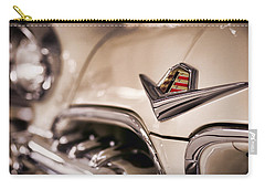 Carry-all Pouch featuring the photograph The 1955 Dodge La Femme by Gordon Dean II