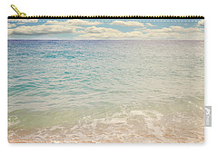 The Beach Carry-all Pouch by Lyn Randle
