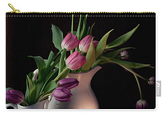 The Beauty Of Tulips Carry-all Pouch