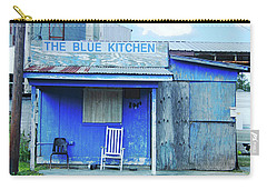 The Blue Kitchen Carry-all Pouch