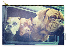 The Dog Taxi Is A Hummer Carry-all Pouch