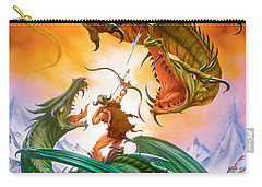 The Duel Carry-all Pouch by The Dragon Chronicles