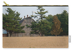 Carry-all Pouch featuring the photograph The Farm by Bonfire Photography