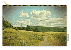 The Farm Road Carry-all Pouch
