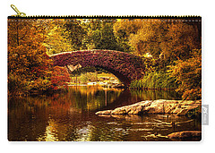The Gapstow Bridge Carry-all Pouch