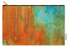 The Garden Carry-all Pouch by Nicole Nadeau