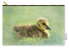 Branta Canadensis Digital Art Carry-All Pouches