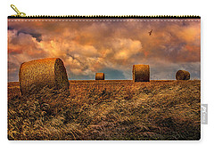 The Hayfield Carry-all Pouch