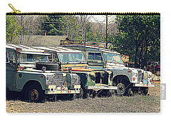 The Land Rover Graveyard Carry-all Pouch