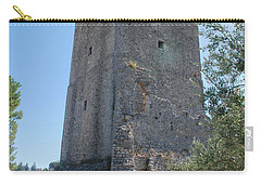 The Medieval Tower Carry-all Pouch by Dany Lison