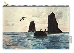 The Needles Carry-all Pouch