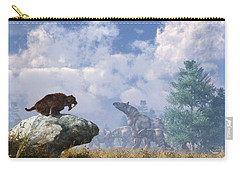 The Paraceratherium Migration Carry-all Pouch