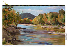 The Pemi In Autumn One Carry-all Pouch