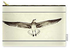 The Perfect Wing Carry-all Pouch by Jim Moore