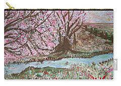 The Pink Tree Carry-all Pouch