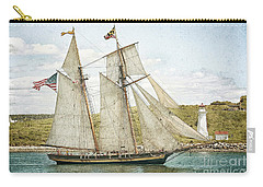 The Pride Of Baltimore In Halifax Carry-all Pouch