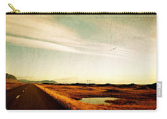 The Road Ahead Carry-all Pouch