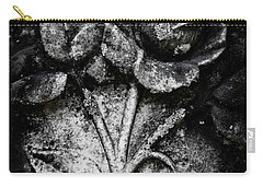 The Rose Carry-all Pouch by Jessica Brawley
