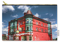 The Sauter Building Carry-all Pouch by Dan Stone