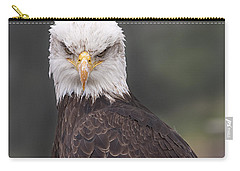 Carry-all Pouch featuring the photograph The Stare by Eunice Gibb